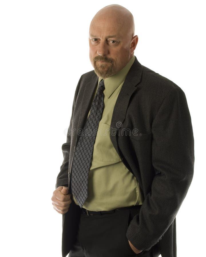 vestito dell'uomo d'affari fotografie stock