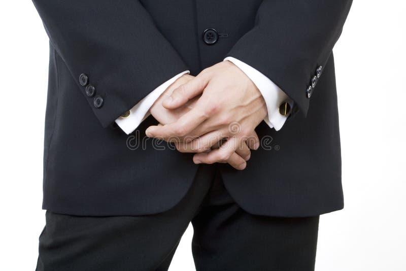 Vestito nero 4 fotografie stock
