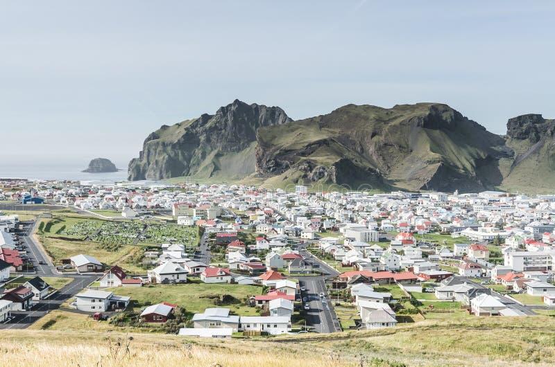 Vestmannaeyjar island, Iceland stock photos