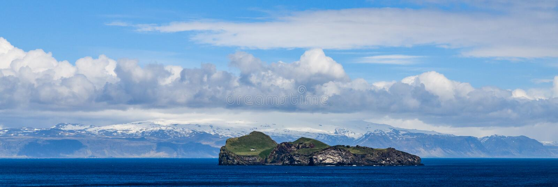 Vestmannaeyjar Western Islands royalty free stock photography