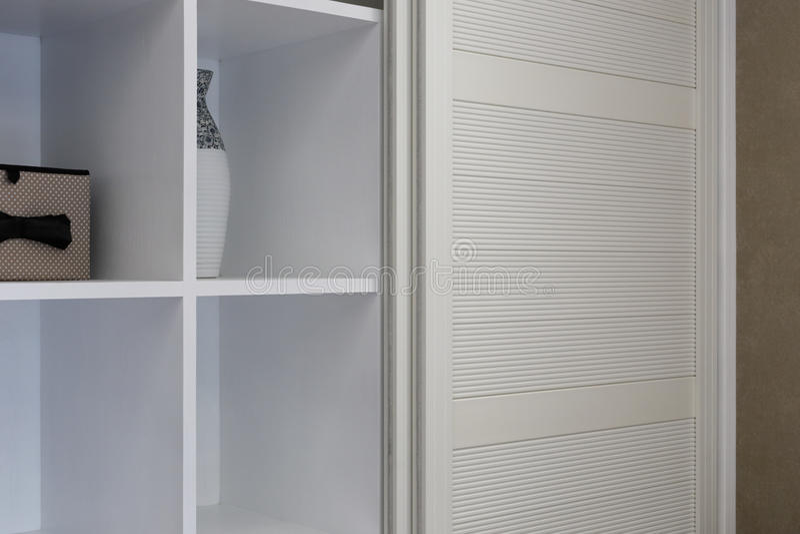 Vestuário branco imagem de stock