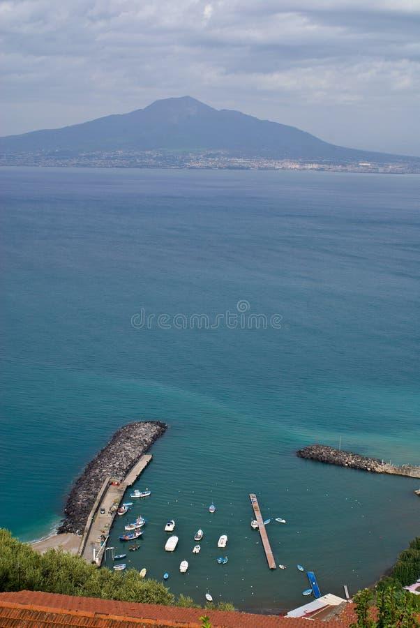 Vesuvio stock image