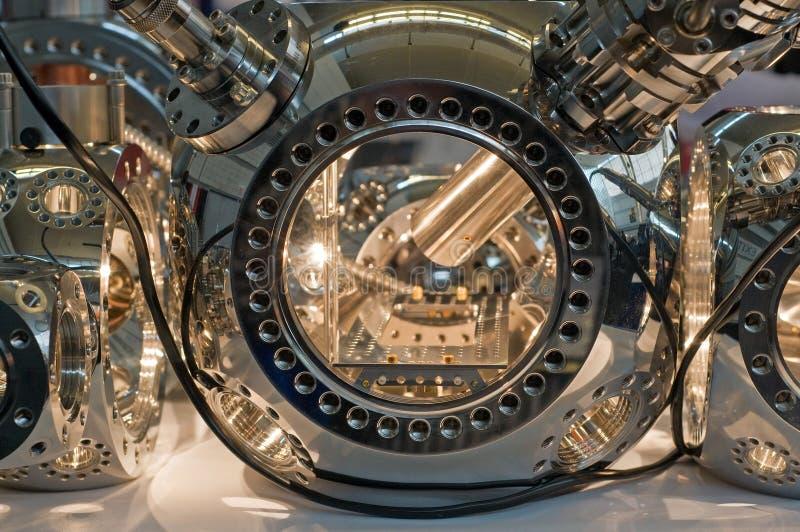 vetenskaplig instrumentprecision arkivfoton