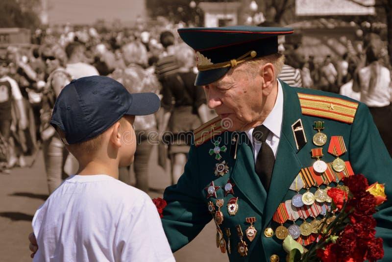 veteran stockfotos