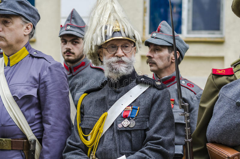 Veteran Army General Editorial Photography