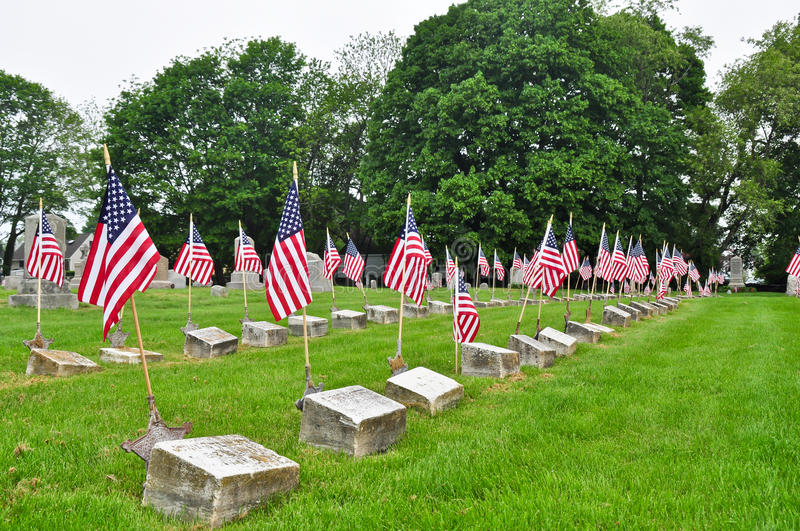 Download Veteran Grave Sites stock photo. Image of death, cemetery - 24886868