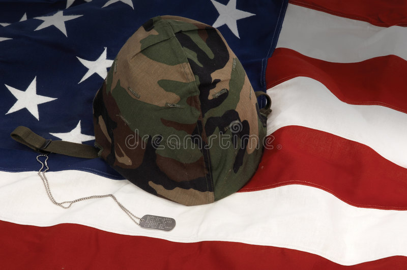 Veteran's Day royalty free stock photography