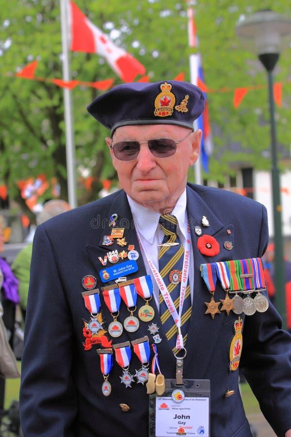 Veterano de guerra fotos de stock