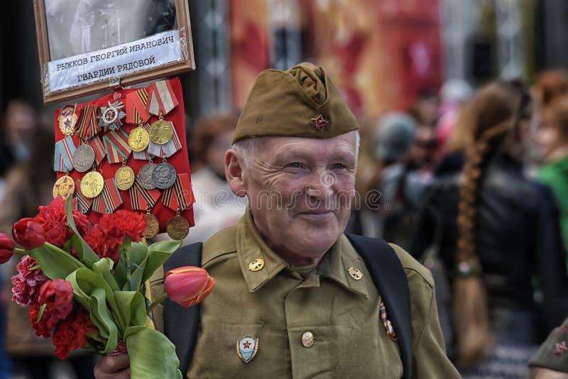 Veteranos das guerras imagem de stock royalty free