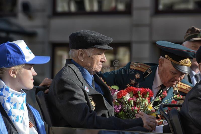 Veteranos das guerras fotos de stock