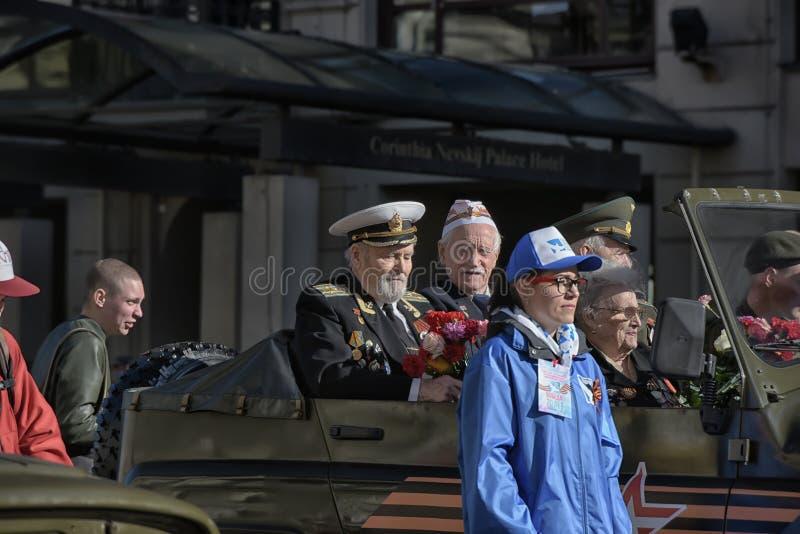 Veteranos das guerras foto de stock royalty free
