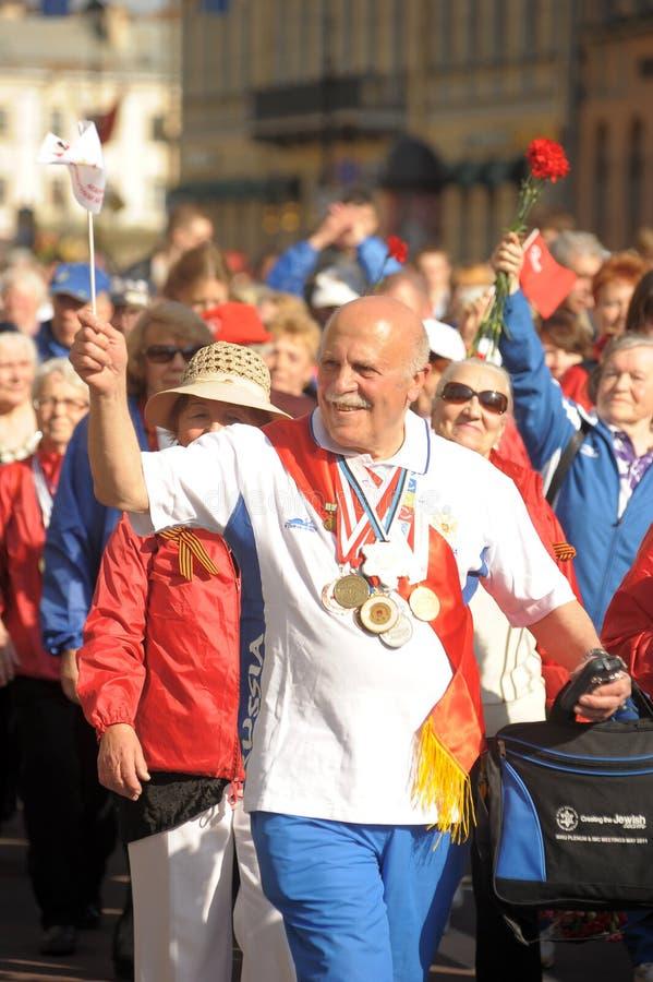 Download Veteranos Dos Esportes Soviéticos Imagem de Stock Editorial - Imagem de povos, forças: 26504324