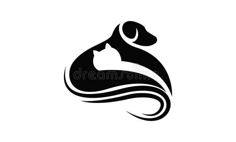veterinary любимчика внимательности бесплатная иллюстрация