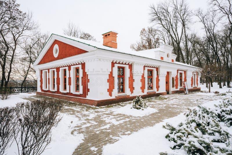Vetka-Museum des Altgläubigen und der belarussischen Traditionen in Gomel lizenzfreies stockbild