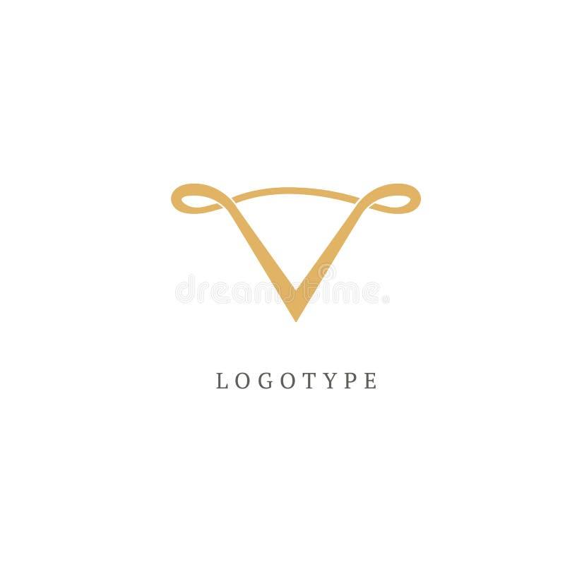 Vetor celta do nó Símbolo decorativo da tatuagem Emblema retro do círculo luxuoso Logotipo escocês tradicional do vetor ilustração royalty free