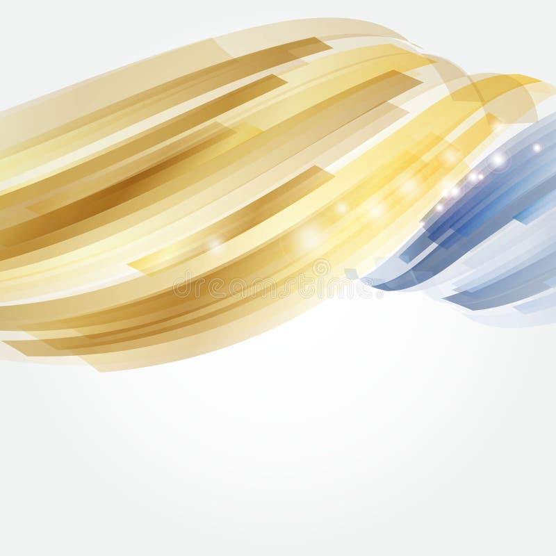 Vetor colorido brilhante abstrato do fundo ilustração royalty free