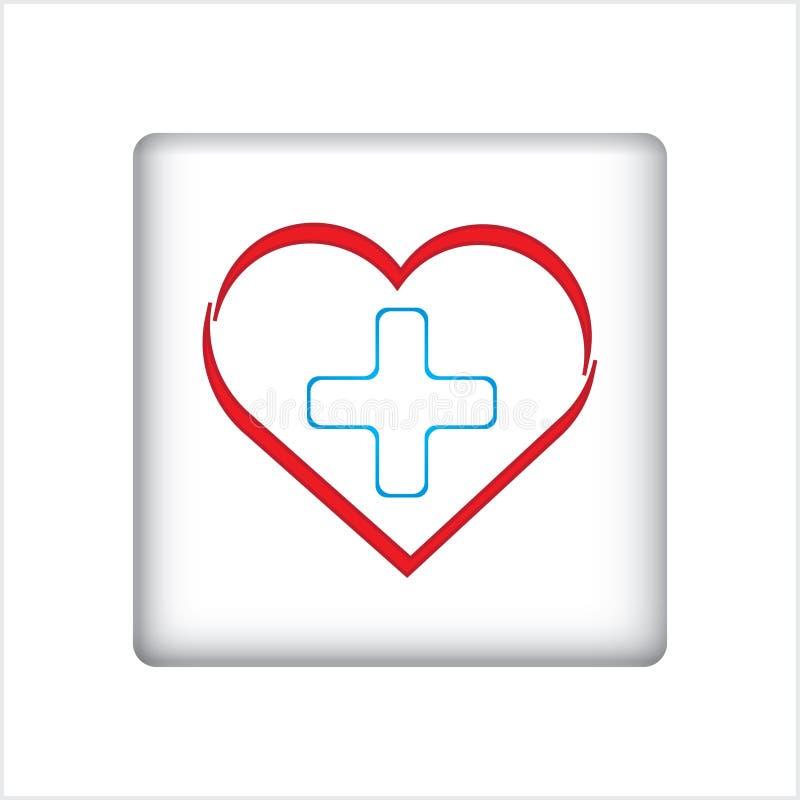 Vetor da doação de sangue. ilustração stock