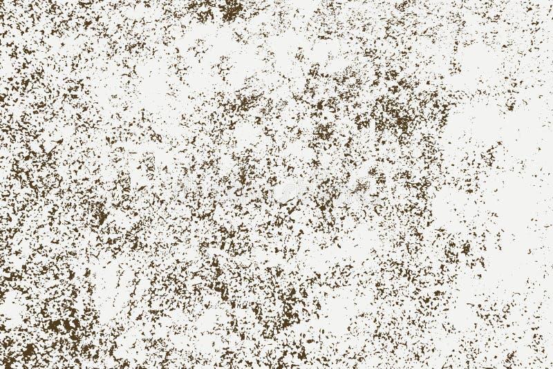 Vetor de pedra da textura do Grunge ilustração stock