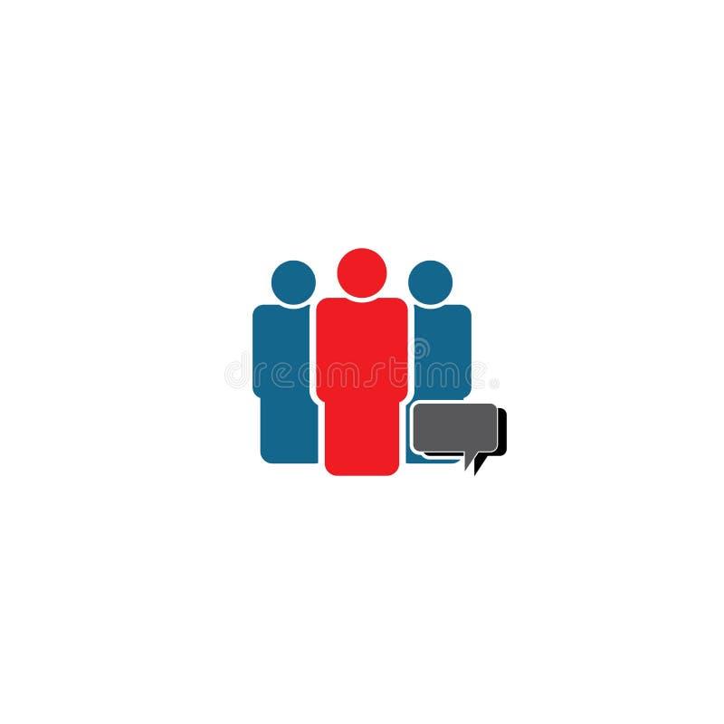 Vetor do ?cone de grupo ilustração do gráfico de vetor do grupo ilustração do vetor