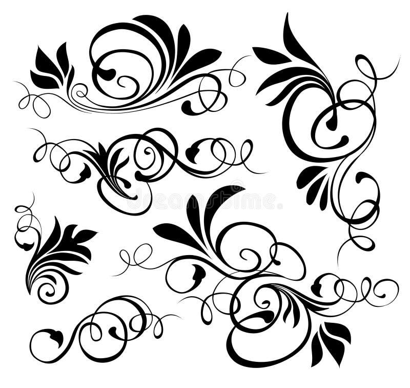 Vetor do elemento ilustração royalty free