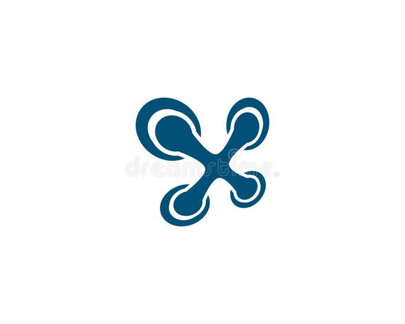 Vetor do logotipo do zangão