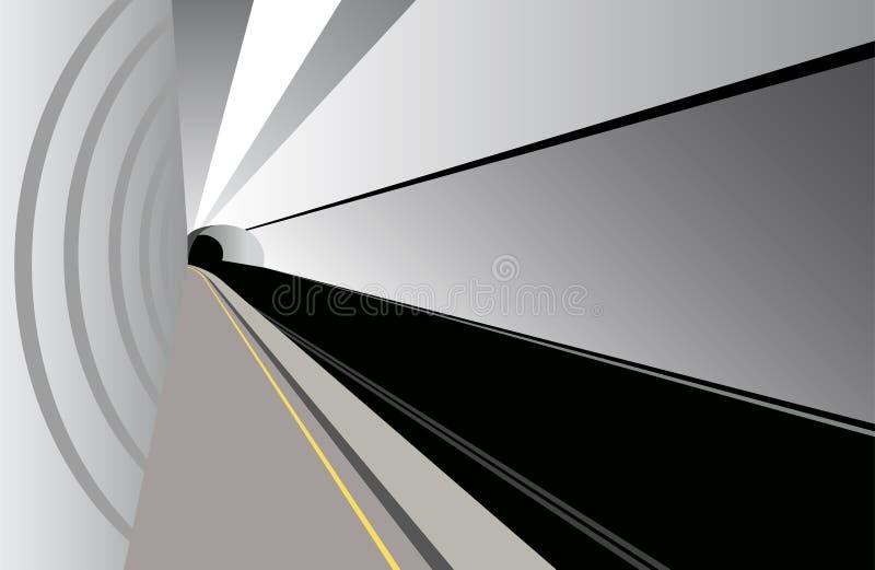 Vetor do metro ilustração do vetor