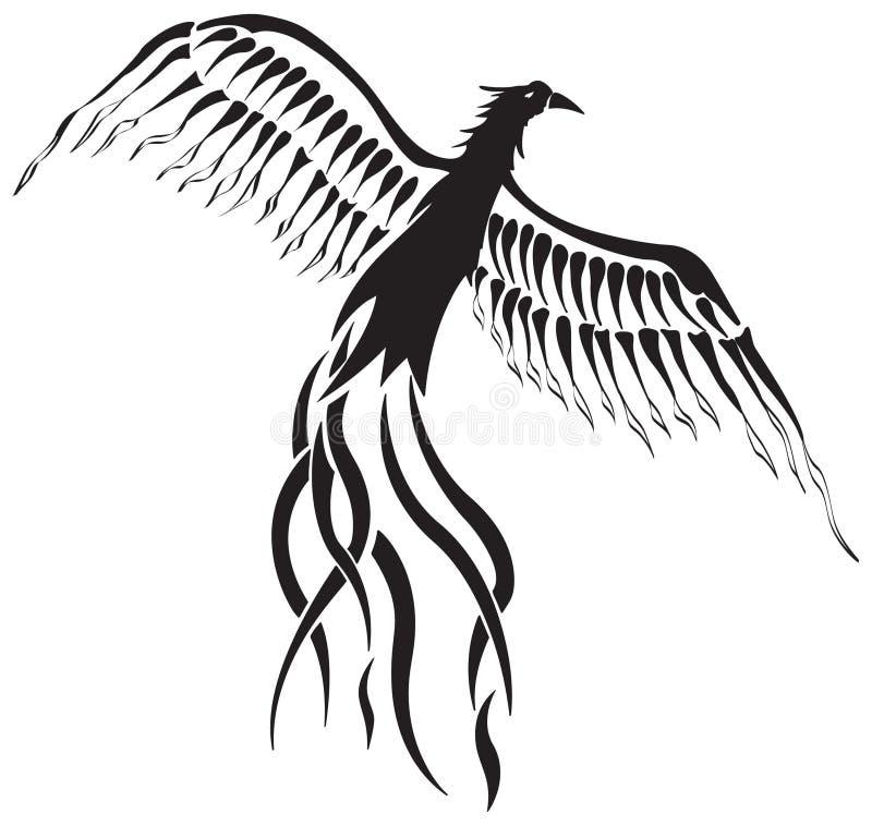 Vetor do pássaro ilustração stock