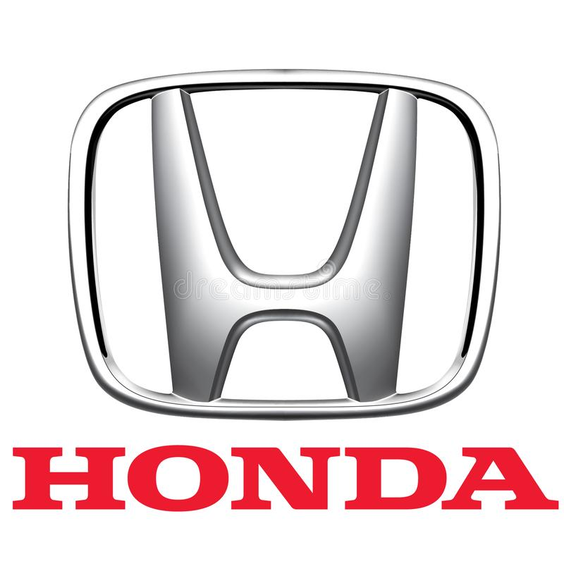 Vetor editorial dos logotipos do carro ilustração royalty free