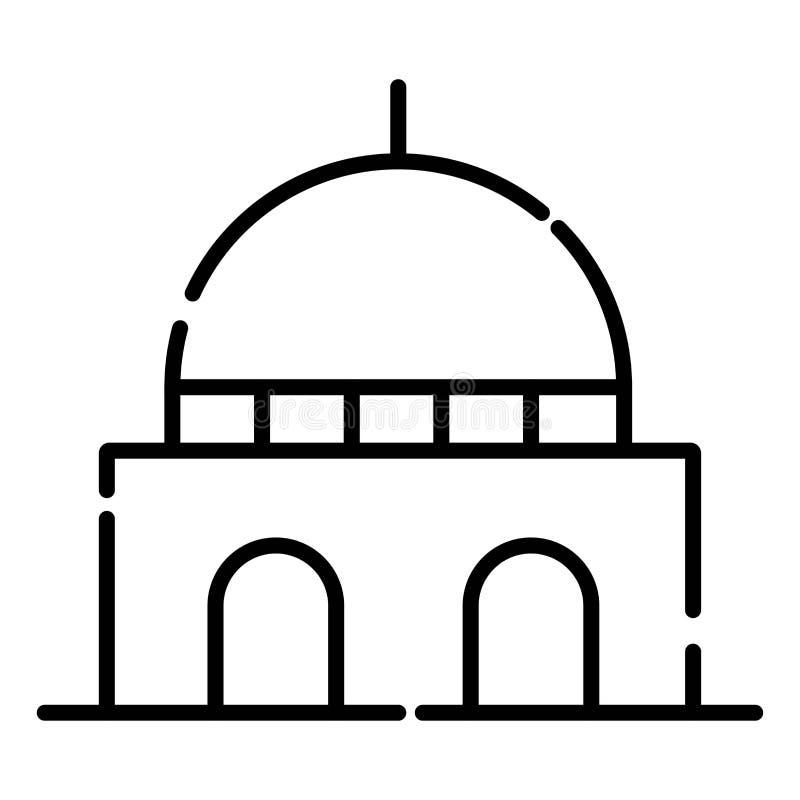 Vetor home do ícone ilustração do vetor