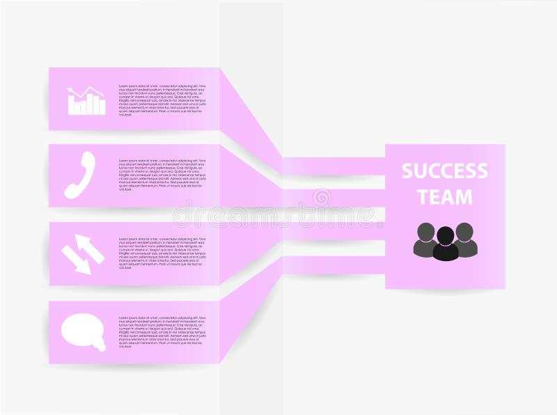 Vetor infographic ilustração do vetor