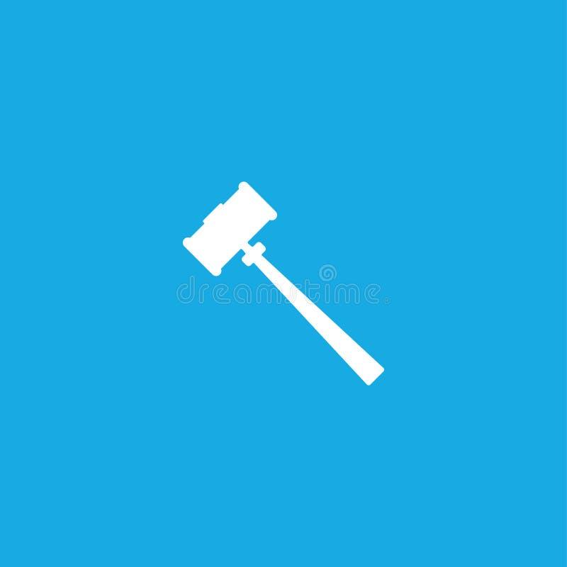 Vetor isolado ilustração do ícone de Hummer ilustração royalty free