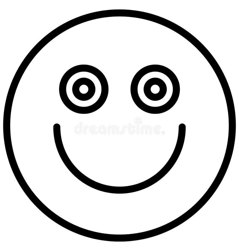 vetor maçante, aborrecido ícone isolado que pode facilmente alterar ou editar o ícone isolado vetor maçante, furando que pode fac ilustração royalty free