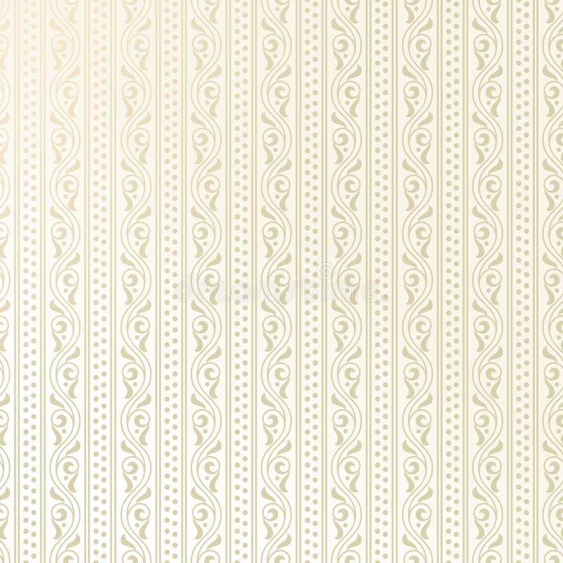 Vetor sem emenda do papel de parede ilustração stock