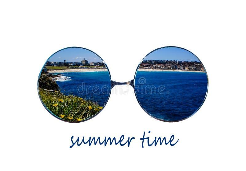 Vetri di estate fotografie stock libere da diritti