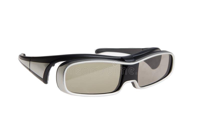 vetro del visore 3D immagine stock
