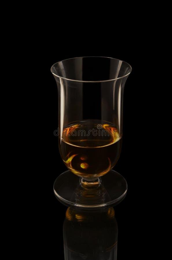Vetro del whisky immagini stock libere da diritti