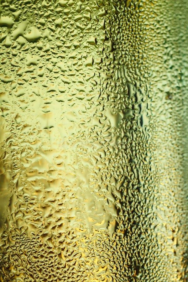 Vetro della bevanda fredda fotografia stock libera da diritti