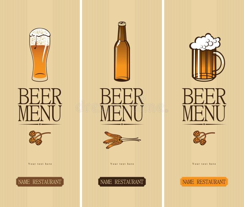 vetro di birra royalty illustrazione gratis