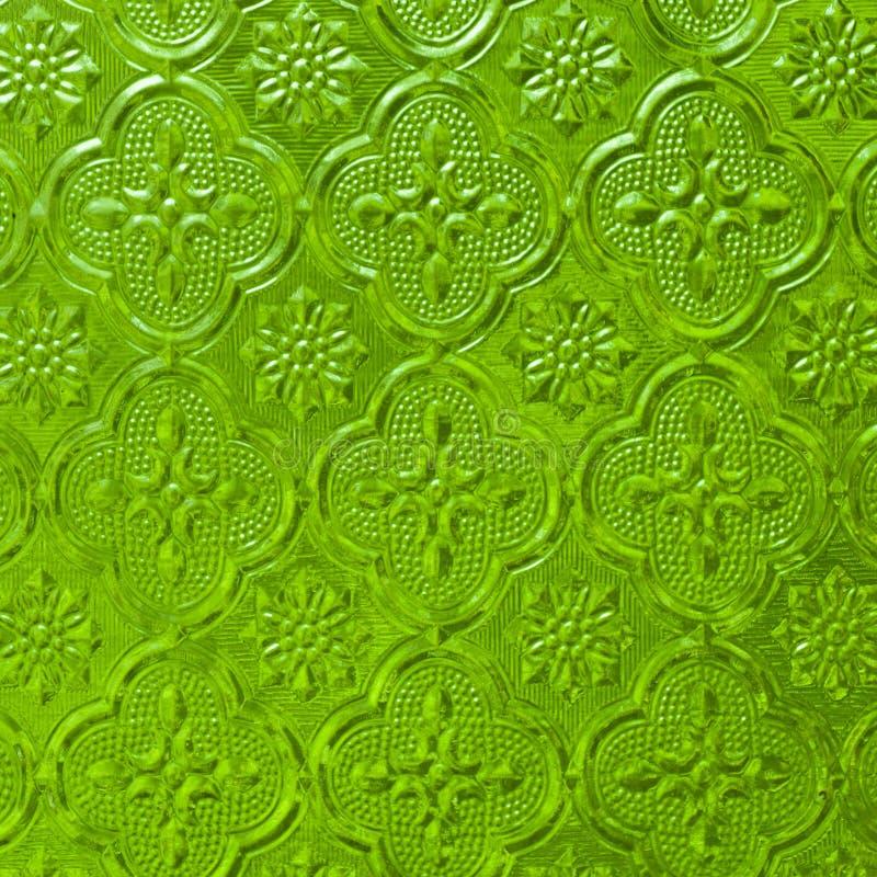 Download Vetro Di Modello Verde Nello Stile Classico Immagine Stock - Immagine di mosaico, dell: 56885345