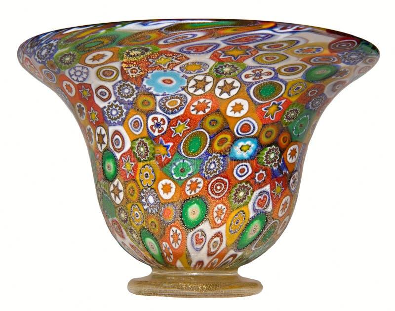 Vetro di Murano immagini stock