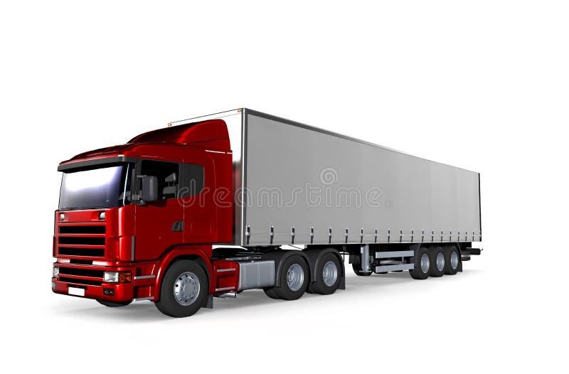 Vettore del carico immagine stock
