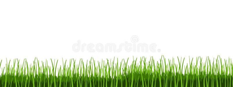 Vettore dell'erba verde royalty illustrazione gratis