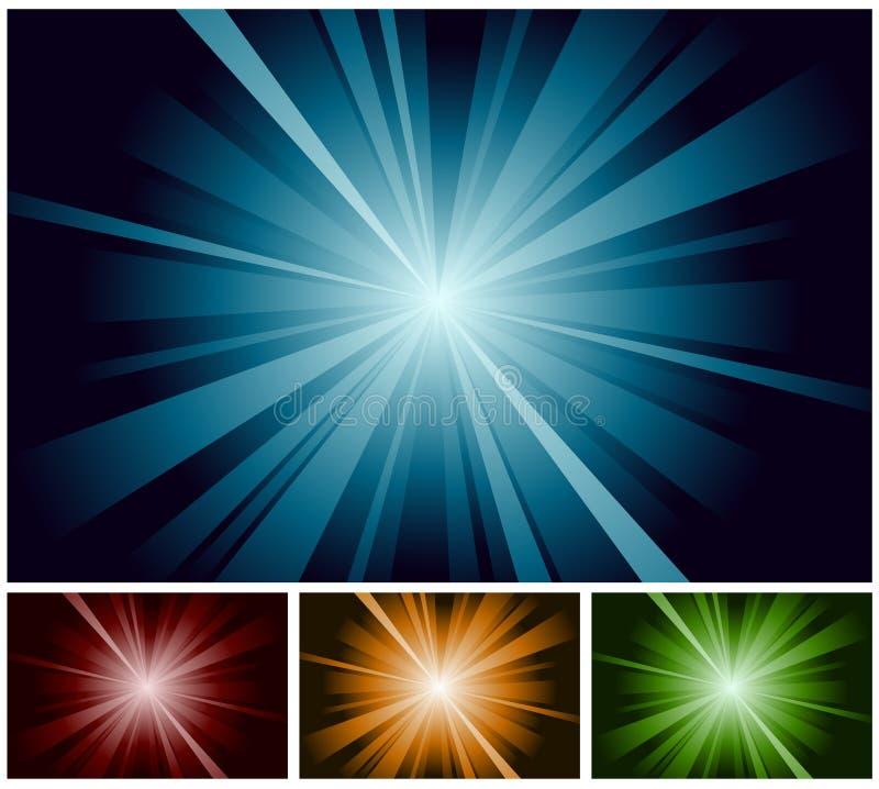 Download Vettore Della Priorità Bassa Illustrazione Vettoriale - Illustrazione di background, energia: 7315128