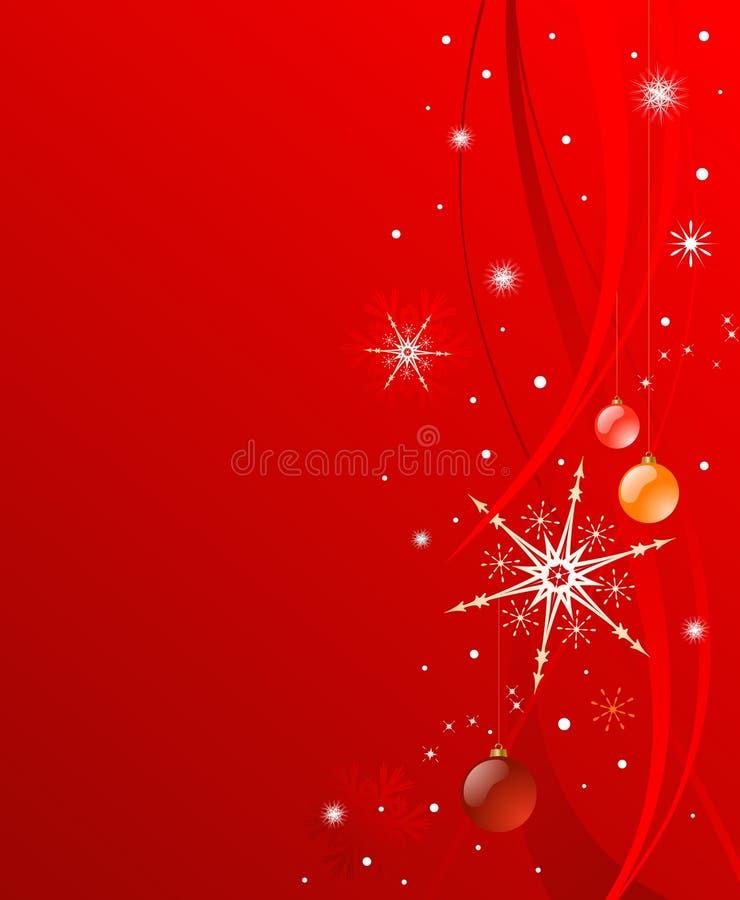 Download Vettore Della Priorità Bassa Di Natale Illustrazione Vettoriale - Illustrazione di pendenza, bello: 7301330