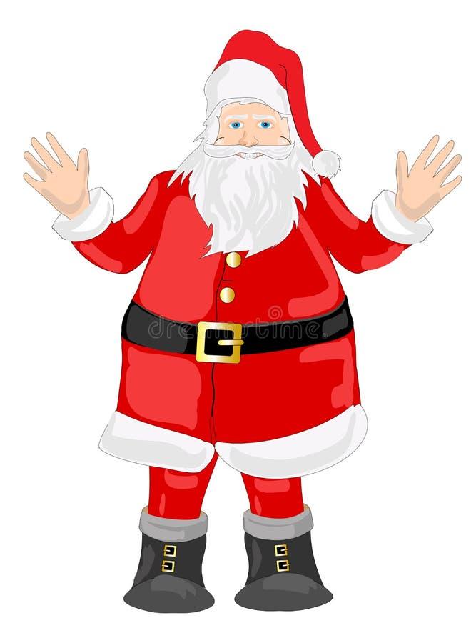 Vettore di Buon Natale royalty illustrazione gratis