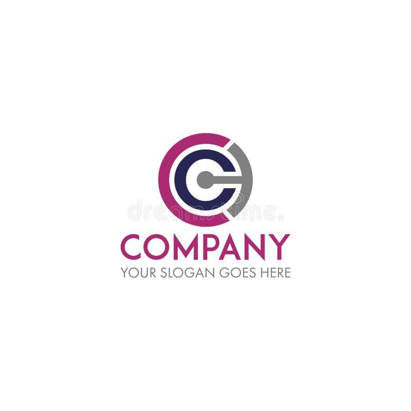 Vettore di progettazione di logo di tecnologia e di affari royalty illustrazione gratis