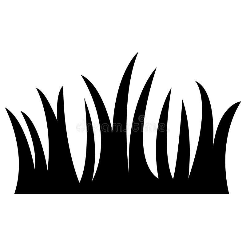 Vettore ENV disegnato a mano, vettore, ENV, logo, icona, crafteroks, illustrazione dell'erba della siluetta per gli usi different royalty illustrazione gratis