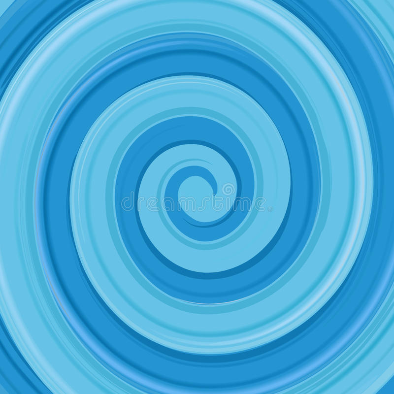 Vettore lucido astratto del backgroun di turbine dell'acqua royalty illustrazione gratis