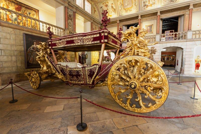 Vettura nazionale Museum immagini stock libere da diritti