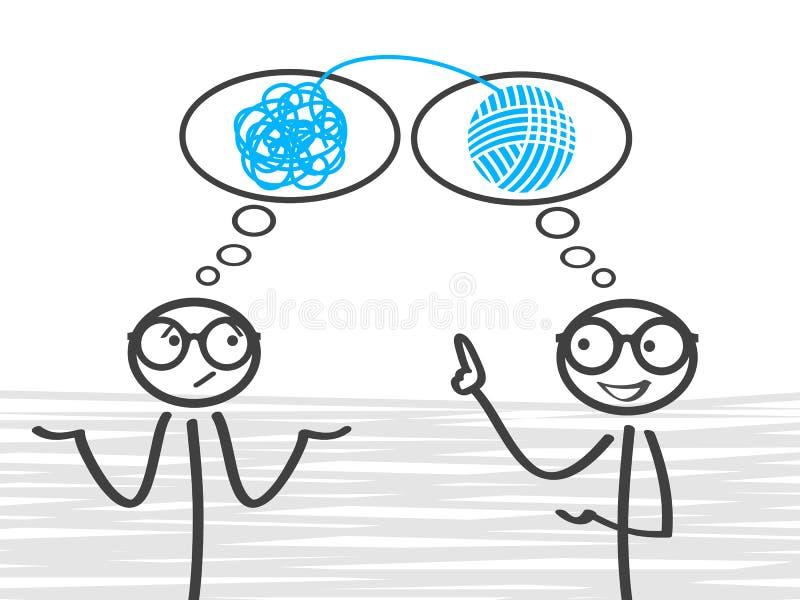Vettura, soluzione dei problemi, successo, ordine, vettore del †di miglioramento « illustrazione di stock